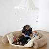 Cushioned Baby Cosy Den with Cushions  small