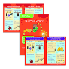 KS3 Electrical Circuits Revision Activity Cards  medium