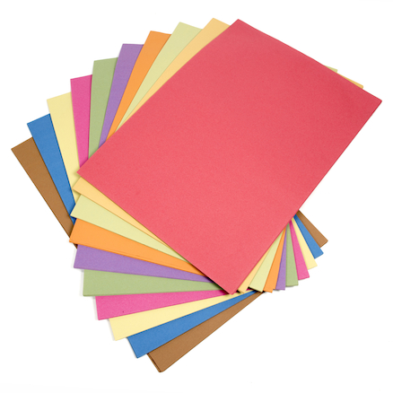 Assorted Kaleidoscope Sugar Paper  large
