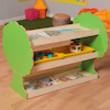 Forest Moveable Book Shelves  small