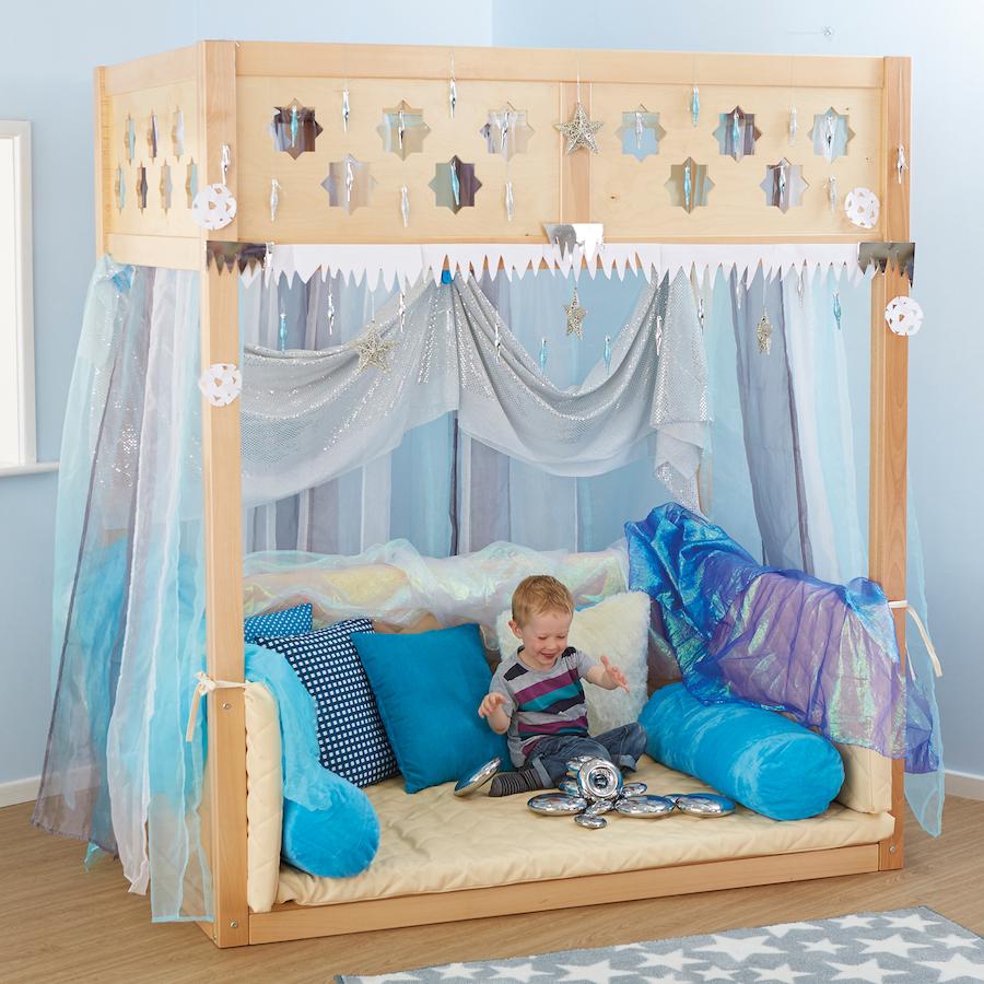 Buy Super Seat Indoor Wooden Den Structure Tts