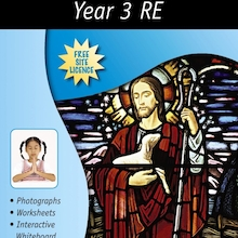 Year 3 RE Teaching Resources CD ROM  medium