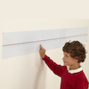 Dry Wipe 0-100 Wall Number Line 2m x 10cm  small