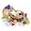 Playscope Heuristic Play Treasure Basket Kit 50pcs  small