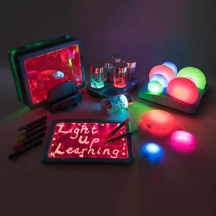 Sensory ICT Glow Set  large