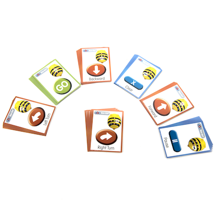 Bee-Bot Sequence Cards - Small  large
