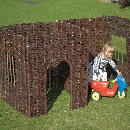 Willow Dividers Set 2 6pk 100 x 100cm  large