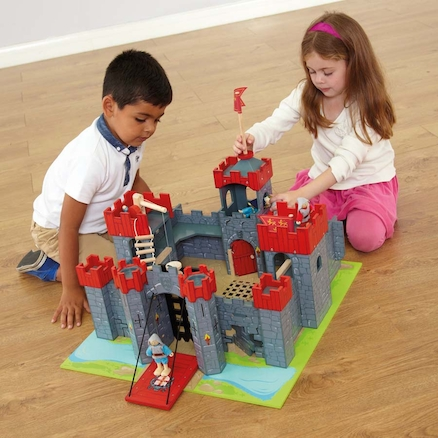 Small World Large Castle Playset  large