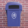 Wall Mounted Bins 26l  small