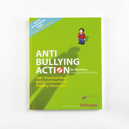 Anti Bullying Action Book  large