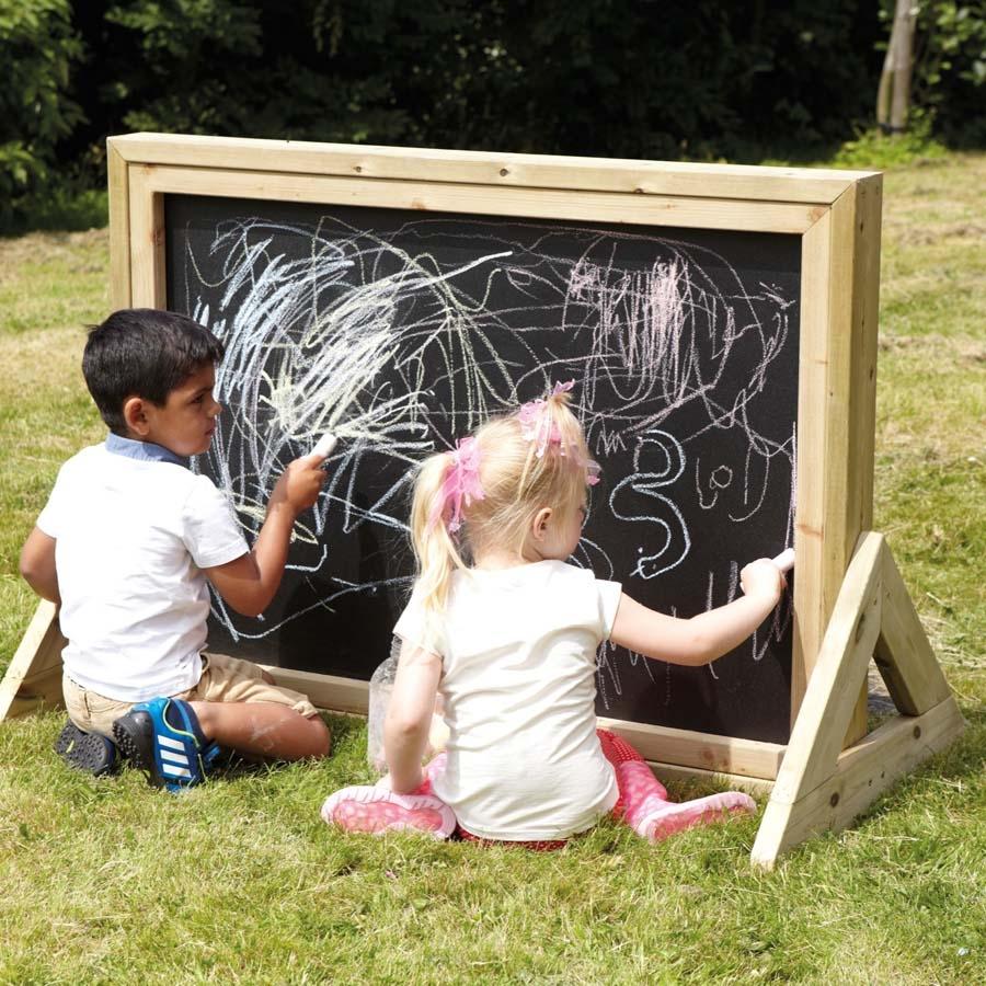 Buy Outdoor Wooden Chalkboard Tts