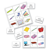 Classroom Objects French Vocabulary Bingo Game  small