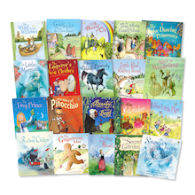Early Years Classic  and Traditional Tales Story Books 20pk  medium