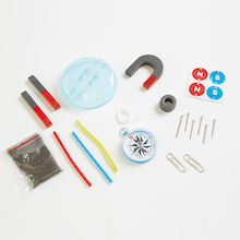 Magnetic Experiments Kit 6pk  medium