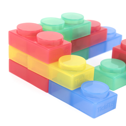 Sillishapes Soft Silicone Bricks  large