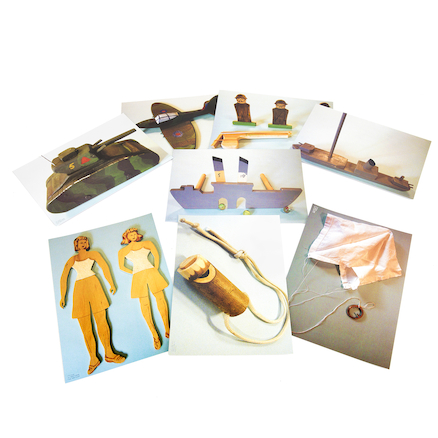 WW2 Toys Photopack A4 20pk  large