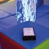 Interactive Bubble Tube with Colour Changing Cube  small