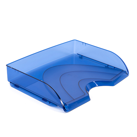 Wide Entry Letter Tray  large