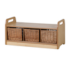 PlayScapes Open Shelf H43 x 90cm  small
