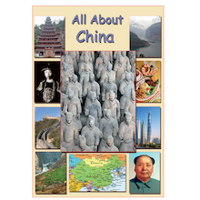 All About China Resource Photopack A4 20pk  medium