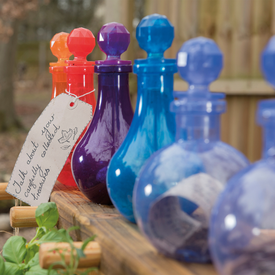 Buy Potion Bottles Today Ideal For Messy Play Tts