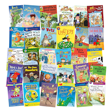 Year 2  Developing Boy Reader Books   medium