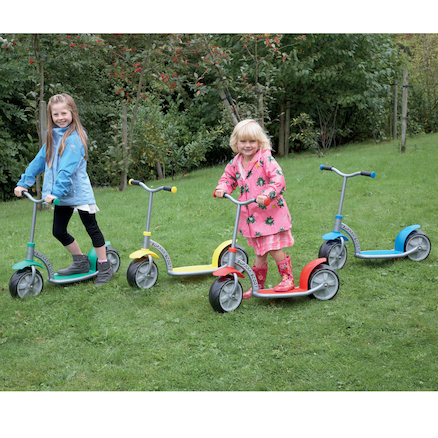 Twin Wheeled Chunky Scooters  large
