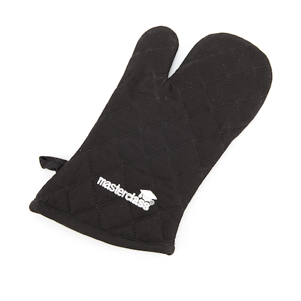 Black Oven Glove  large