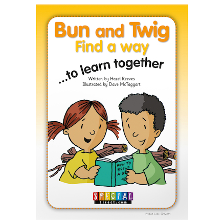 Bun And Twig Teaching Social Skills Hand Puppets  large