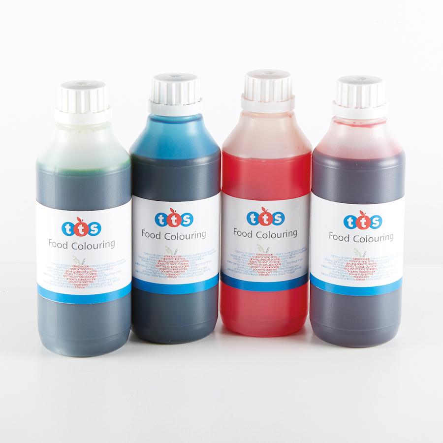 Buy Multipurpose Food Colouring 500ml | TTS