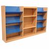 Library Wall Unit H120 x W309.5 x D30.5cm  small
