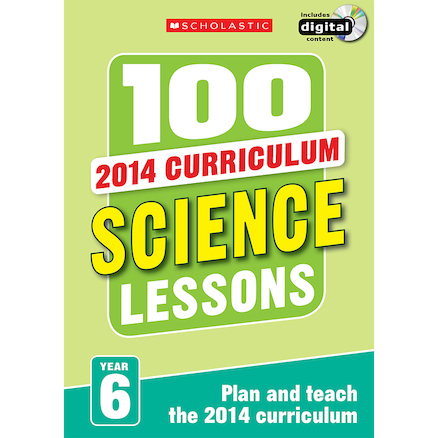 100 Science Lessons Planning Book and CD Rom  large
