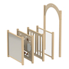 Playscapes Five Play Panel Set  small