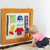 Soft Activity Frame with Textures and Fastenings  small