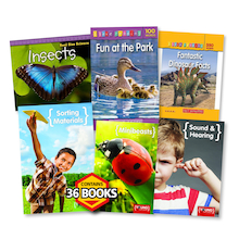 KS1 Guided Reading Non Fiction Books 42pk  medium