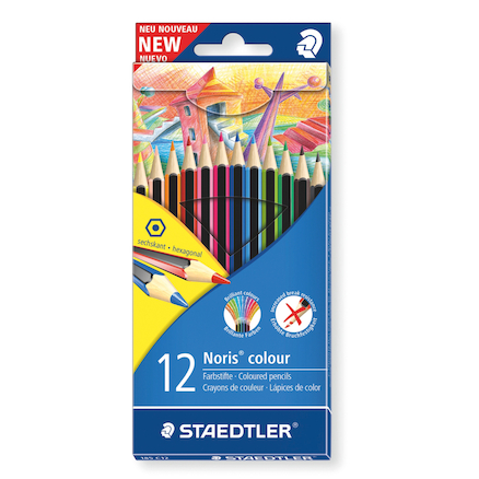 Staedtler Noris 1500pk Pencils with 24 Staedtler  large