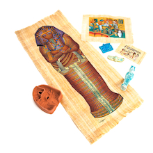 Egyptian Life and Death Artefacts  medium