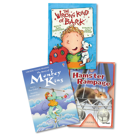 Guided Reading Packs - White Band  large