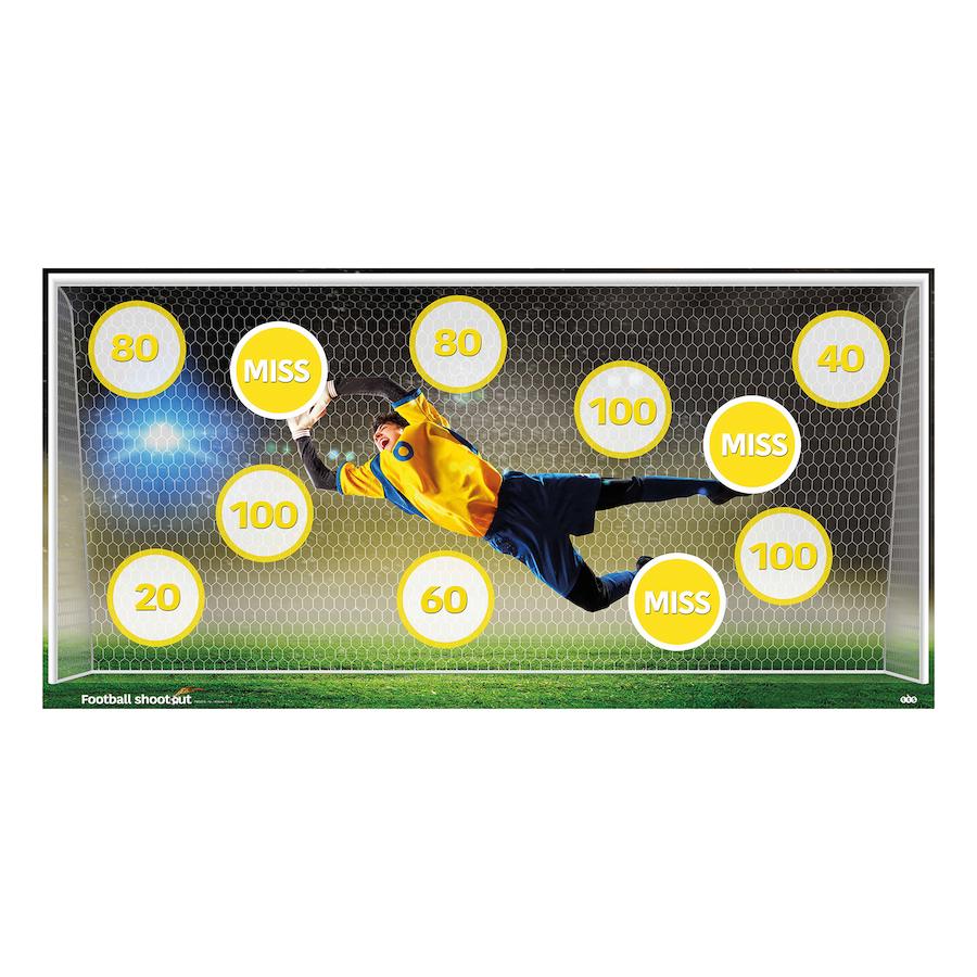 Buy Football Target Goals Tts