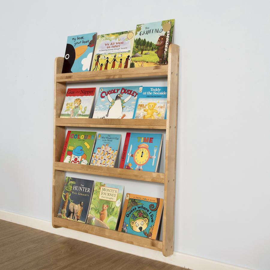 Buy Wall Mounted Book Racks Tts