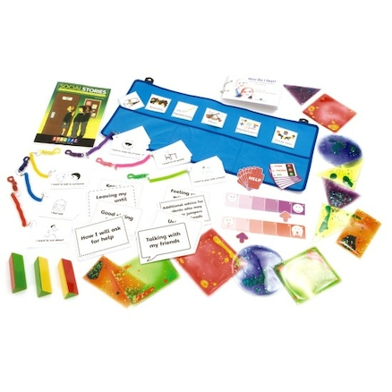 Autism Communication Starter Kit  large