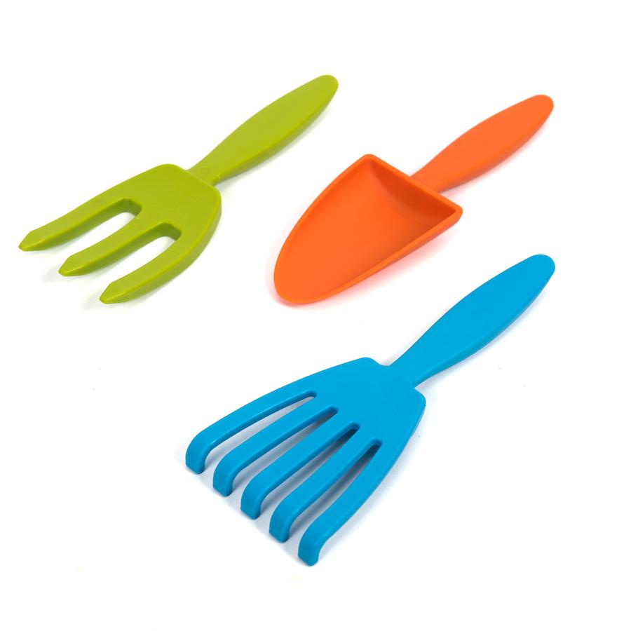 Buy twigz children 39 s gardening tools 15pk tts for Garden implements tools
