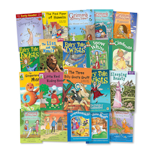 Magical Tales and Fables Books 20pk  medium