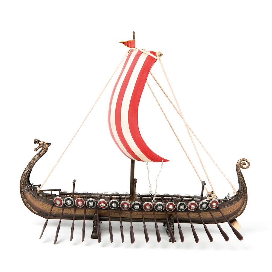 buy replica vikings longboat 30cm tts