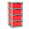 Gratnells GratStack Plastic Stacking Storage Units  small
