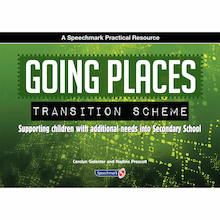 Going Places Transition To Secondary School Book  medium