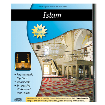 Islam Teaching Resources CD ROM  large