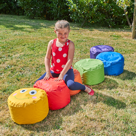Minibeast Bean Bag Caterpillar  large