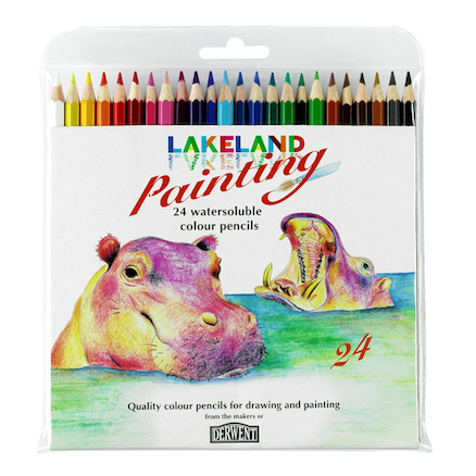 Lakeland Assorted Water Soluble Pencils  large