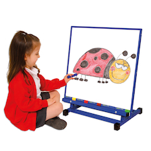 Large Multi Purpose Desktop Easel  medium